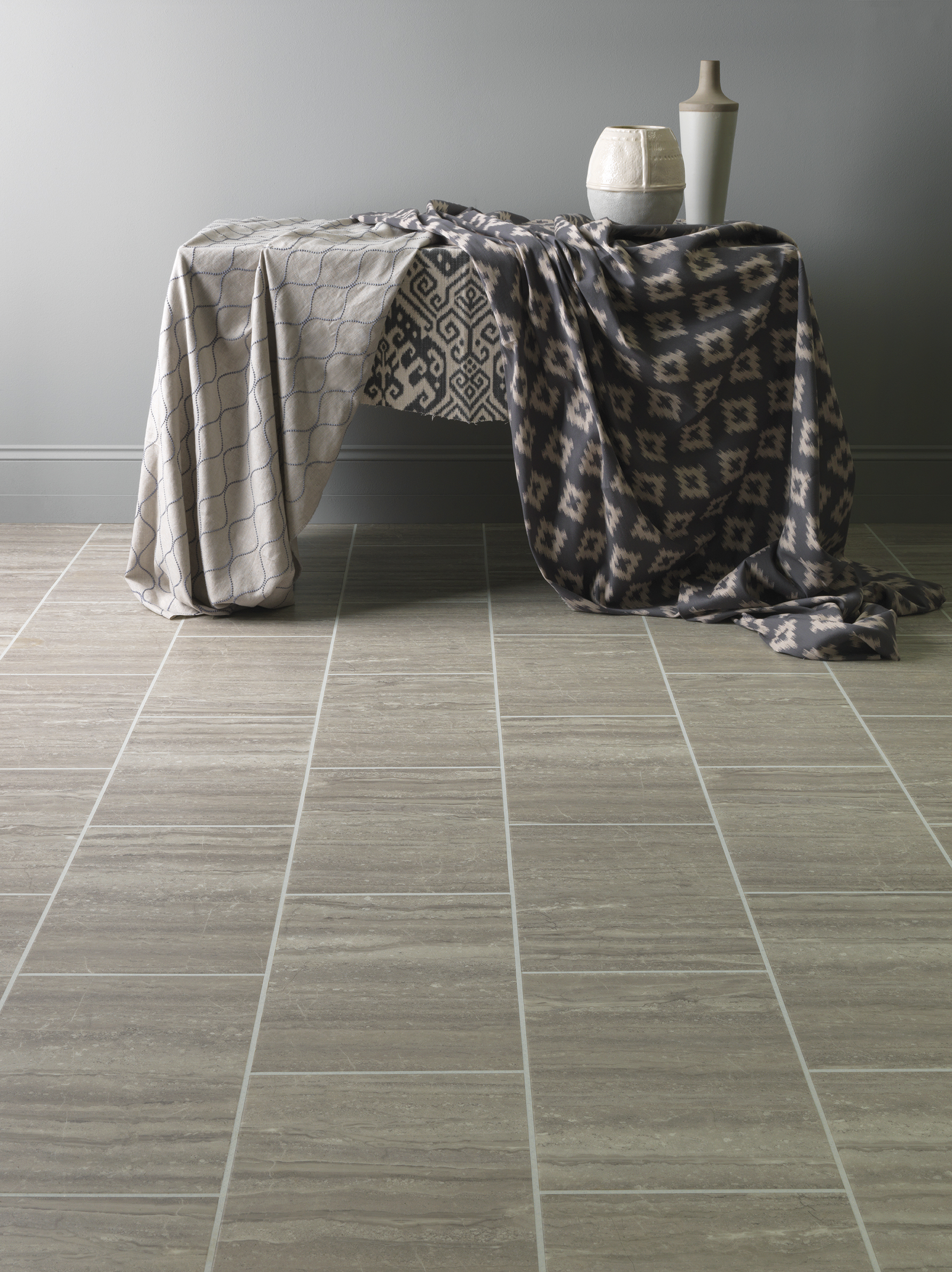 Can you seal porcelain floor tiles